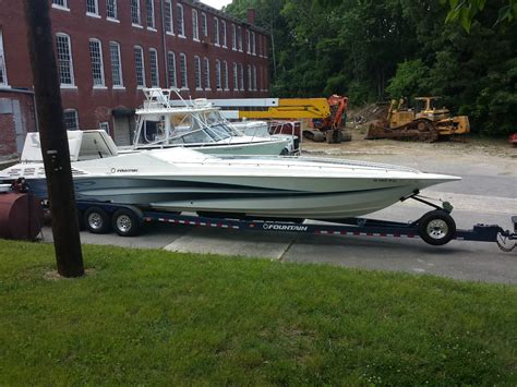 fountain boats for sale on ebay fountain executioner 1996 for sale for 75 000 boats