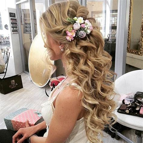 28 trendy wedding hairstyles for chic brides hairstyle big and easy