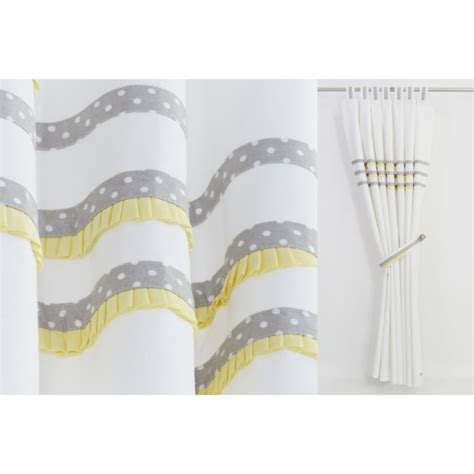Yellow And Grey Nursery Curtains Gray And Yellow Curtains For Nursery Curtain Menzilperde Net