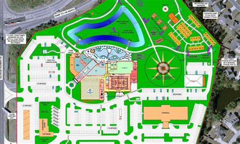 amusement park floor plan commercial plan sles by dan baumann using chief architect