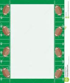 football templates football border template best photos of american football