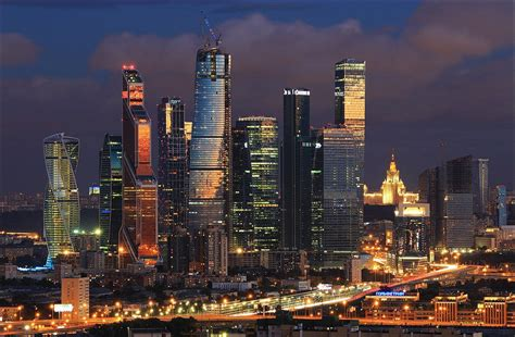 The 10 Tallest Buildings In Europe