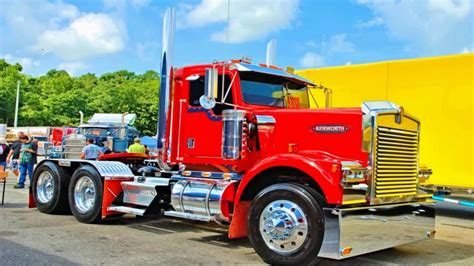 truck shows 2016 2016 i 75 chrome shop custom truck big rigs pride