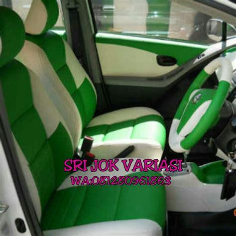Karpet Mobil Agya Karakter sarung jok mobil ayla agya yaris jazz auto accessories on