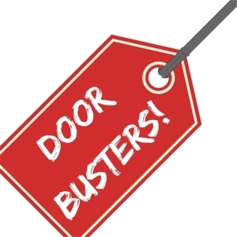 Door Busters by Steink Home Center Huntingburg In Owensboro Ky
