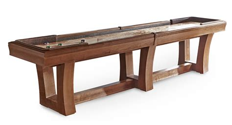 City Shuffleboard Table California House Bar Shuffleboard Table