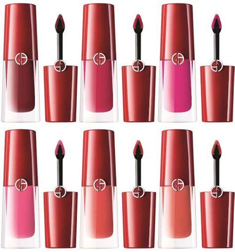 Giorgio Armani Lip Magnet 490rb armani lip magnet 2016 fall collection trends and