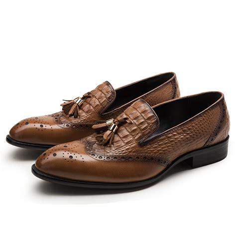 Fashion Skull Rumbai buy grosir coklat sepatu buaya from china coklat sepatu buaya penjual aliexpress