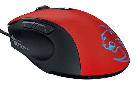 Roccat Lua Gaming Mouse Original Limited roccat unleashes special limited edition kone color