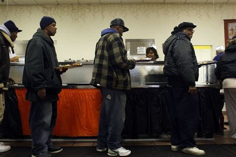 Census Number Of Poor Is Millions Higher Minnesota Soup Kitchen Rochester Ny