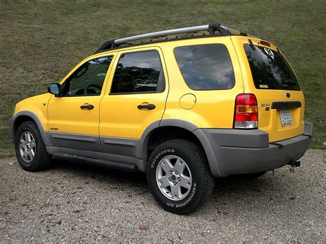 2002 ford escape specs pictures trims colors cars com exterior trim for 2002 ford escape