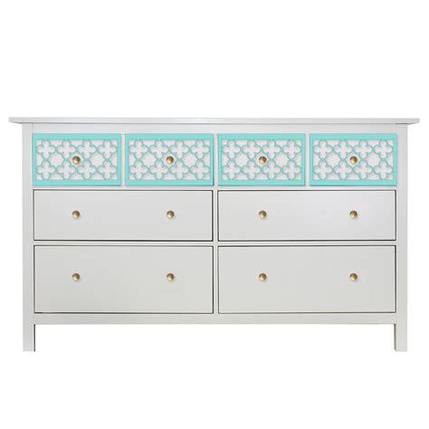 o verlays quatrefoil multi hemnes 8 drawer dresser