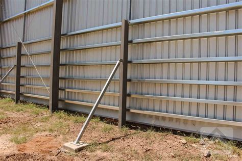 grain storage shed techspan building systems