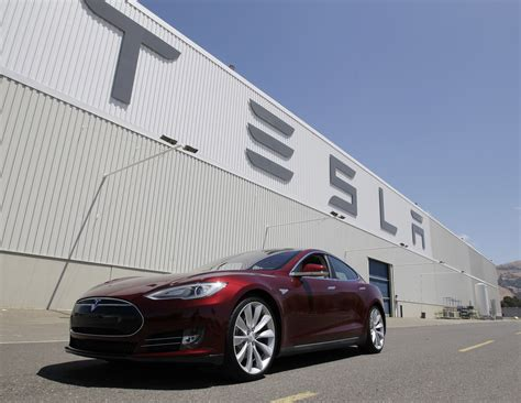 Tesla Carson City Tesla Motors Picks Nevada For Planned 5 Billion Battery