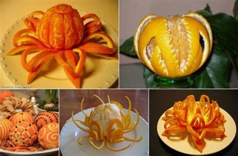 Orange Fruit Decoration by 10 Creative Fruits Arrangements Ideas Fancy