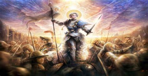 Quem foi Joana d'Arc? - Letra J - Colégio Web