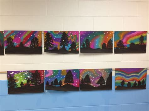 Northern Lights Preschool by 5th Grade Science And Northern Lights Farren