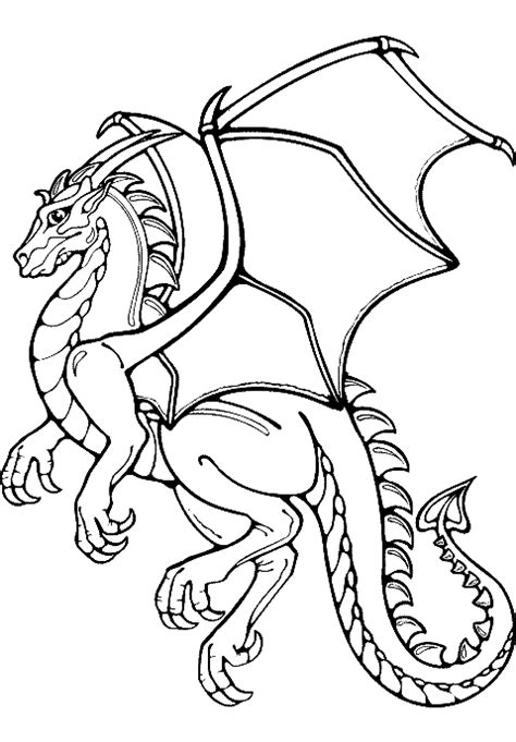 cartoon dragon coloring page top 25 free printable dragon coloring pages online
