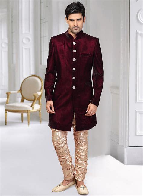 Dress Design Gents 2015   velvet sherwani designs 2018 for men wedding in pakistan