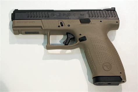 Or Cz Cz P 10 C Semi Automatic Pistol Polymer Goodness Gunsweek