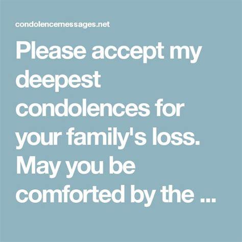 Brief Words Of Condolences Best 25 Condolence Message Ideas On Sympathy Card Messages Condolences Card