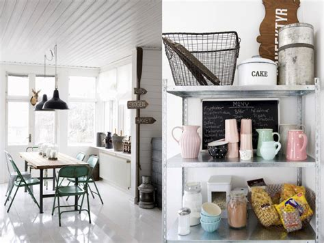 how to mix modern with vintage norse white design blog