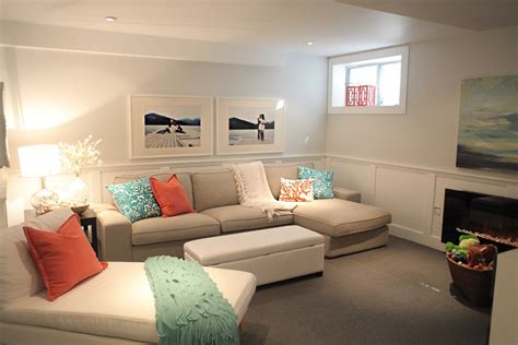 bright basement ideas convert your basement into a bright and comfortable space