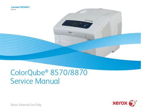 Xerox Colorqube 8570 8870 Service Manual Download Manual