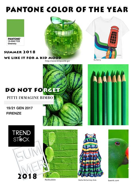 color of the year news trend stock kids trend forecasting
