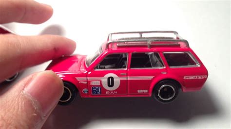 Hotwheels Datsun custom wheels datsun 510 wagon
