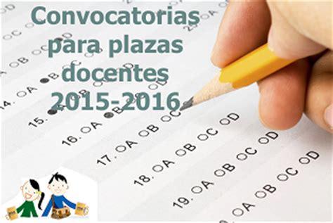 concurso para docentes plazas provicionales 2016 zona escolar 114 convocatoria para el ingreso al servicio