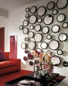 unique home decoration 28 unique and stunning wall mirror designs for living room
