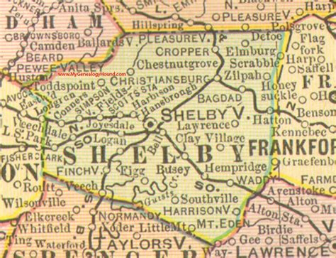 kentucky genweb map 1000 images about vintage kentucky county maps on