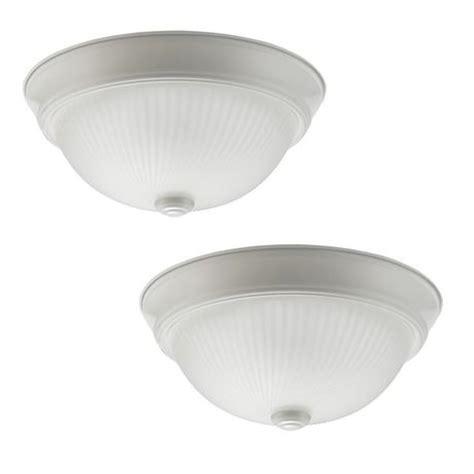 globe electric 65187 11 inch flush mount ceiling