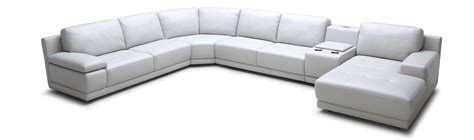 wynn sectional and ottoman wynn xl leather sectional habitusfurniture com