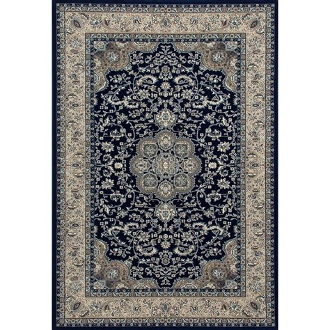 10 X 15 Area Rug Carpet Kensington Center Glow Navy 10 Ft 11 In X 15 Ft Area Rug 841864105919 The Home Depot