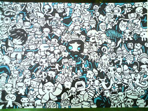 doodle login in blue random doodle d by shadowvan on deviantart