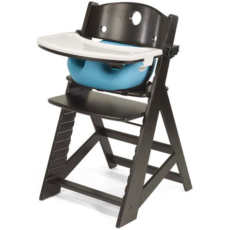 Keekaroo High Chair Reviews by Keekaroo Height Right High Chair Infant Insert Tray Espresso Free Shipping
