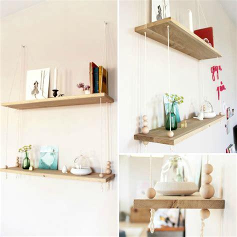estantes originales 8 estanterias de pared en madera muy originales