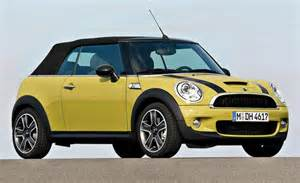2009 Mini Cooper S Convertible Car And Driver