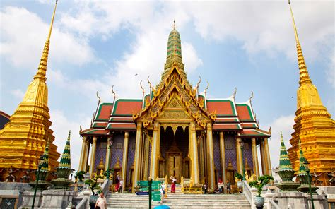 bangkok travel guide    vacation ideas travel leisure