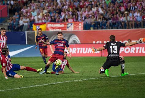 imagenes sorprendentes futbol las im 225 genes del partido atl 233 tico de madrid vs fc barcelona