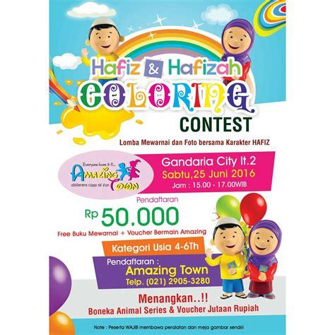 amazone gandaria city promo event amazone indonesia