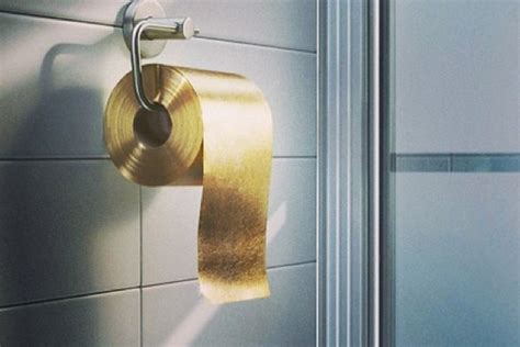 most luxurious toilet paper