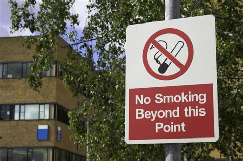 no smoking sign texas smoking ban in federal housing is a bad idea ut news