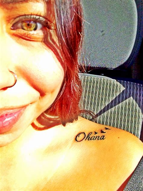 tattoos that symbolize family my ohana ohana tattoos