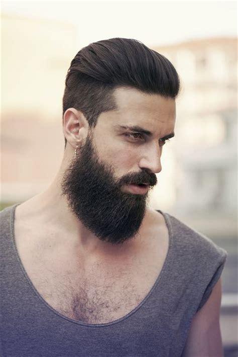 hombre hairstyles 2015 tendencias corte pompadour v m peluqueros