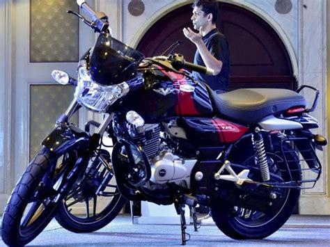 Delivery of Bajaj V15, the INS Vikrant bike, starts March ...