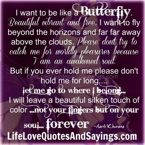 quotes i want to be like a butterfly pictures with