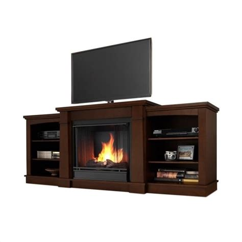 Gel Fireplace Tv Stand real hawthorne gel fireplace tv stand in